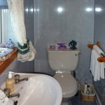Ensuite shower-room for B&B Double Room 1