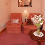 lounge for B&B Double Room 2