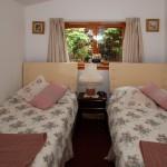 Twin bedroom in Garden Suite